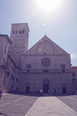 Raggio di sole ad Assisi di robroma