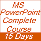 Learn MS PowerPoint Full Course - 15 Days icon