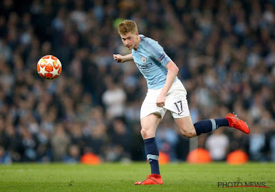 Wat een fenomenaal seizoensbegin van De Bruyne! Twee knappe assists in nauwelijks een half uur tegen Tottenham