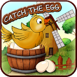 Catch the Eggs - FREE Icon