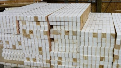 Photo: Our honeycomb core is available for purchase in truckload orders for customers who would like to make their own panels with our cores...contact us directly for pricing
