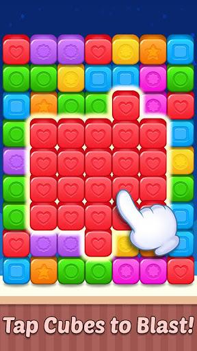 Toy Crash Cube Blast : Block Blasting Game apkdebit screenshots 2