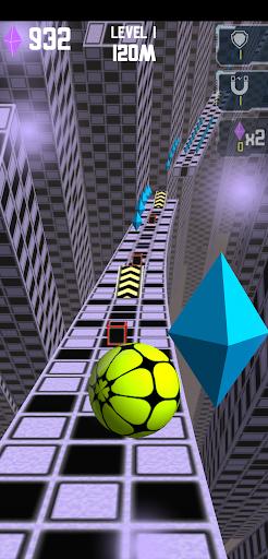 Balle Run 3D  APK MOD (Astuce) screenshots 1
