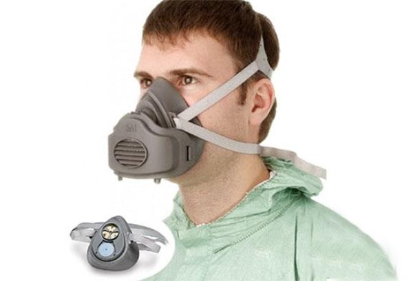 Cấu tạo và cách sử dụng mặt nạ chống độc 3m