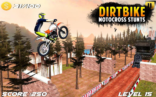 Dirt Bike Cop Race Free Flip Motocross Racing Game 12 de.gamequotes.net 3