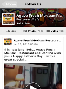 Agave- screenshot thumbnail