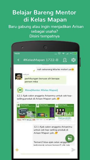 Mapan: Usaha Lewat Arisan  screenshots 5