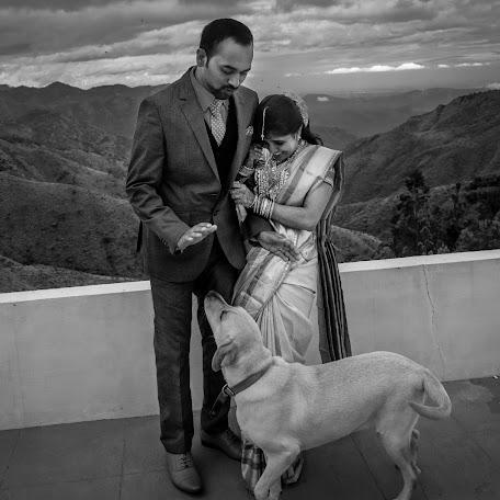 Wedding photographer Pon Prabakaran (ponprabakaran). Photo of 17.11.2017