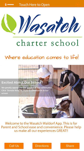 Wasatch Charter - náhled