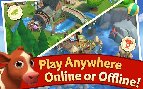 FarmVille 2 Country Escape Mod Apk 16.7.6496 (Free Shopping + Gems) 9