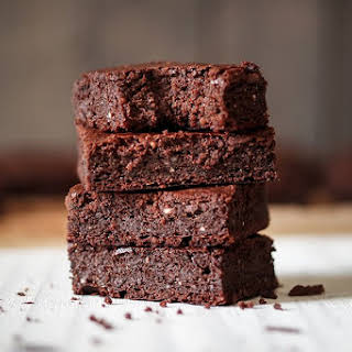 Flourless Keto Brownies.