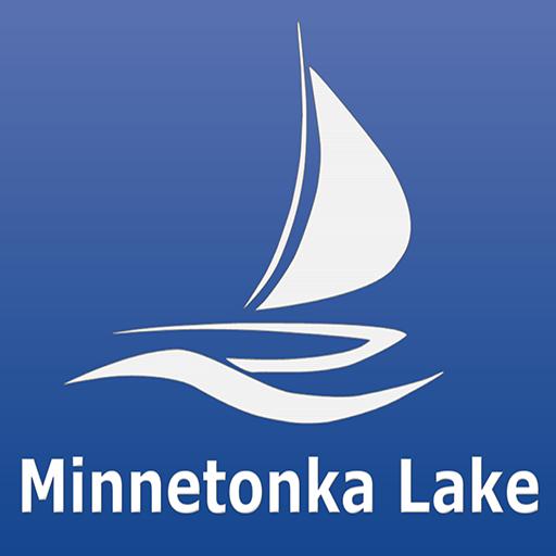Minnetonka Lake Offline GPS Nautical Charts