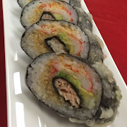 Spicy Seafood Tempura Roll(8)