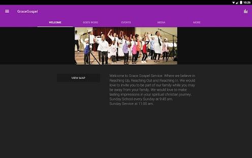 Grace Gospel Service JBLM - náhled