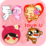 Love Stickers for messenger 1.0.1 Apk