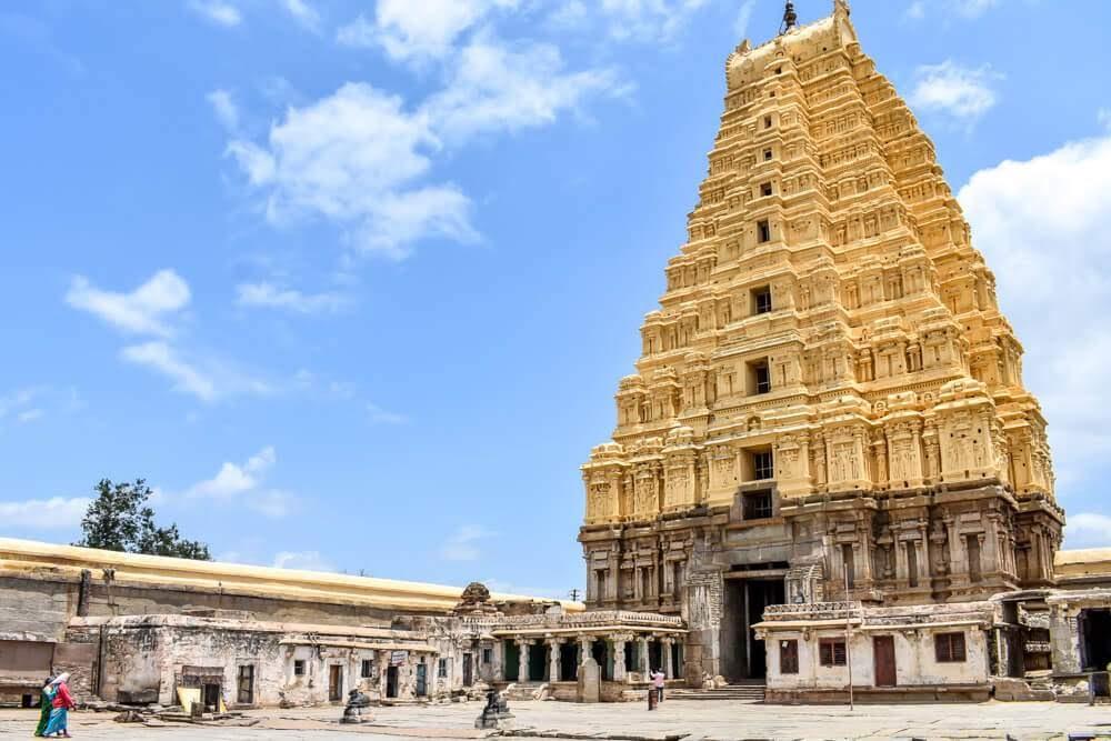 virupaksha+gopuram+tempels+of+hampi+temple+photos