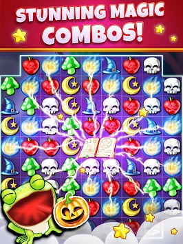 Witch Puzzle - Match 3 Game APK screenshot thumbnail 9