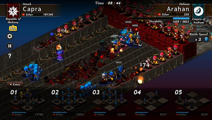 Defense of Fortune 2- screenshot