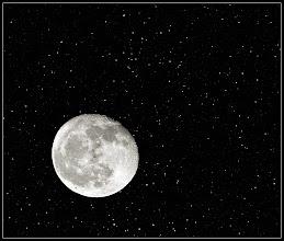 Photo: 30. december 2012 - Månen