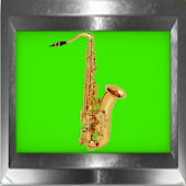 Virtual tenor saxophone