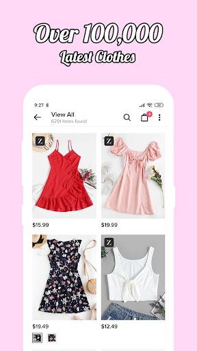 ZAFUL - My Fashion Story 6.5.0 Screenshots 2