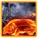 Dude Your Car On Fire Prank icon