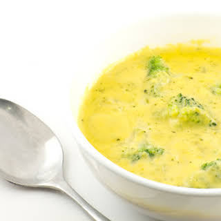 The Deconstructed Broccoli Gratin Soup.