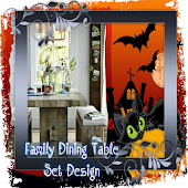 Family Dining Table Set Design