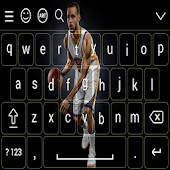 Keyboard for Stephen Curry