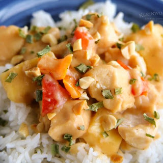 Pineapple Chicken With Coconut Milk Recipes.
