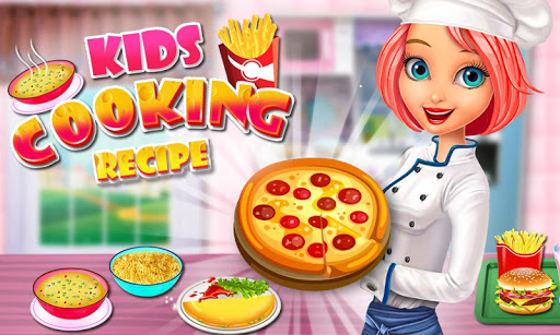 Kids in the Kitchen - Cooking Recipes 1.24 screenshots 1