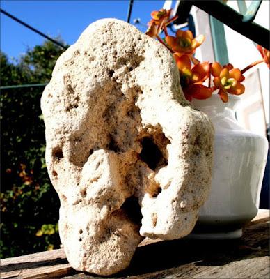 La faccia di pietra di maspier