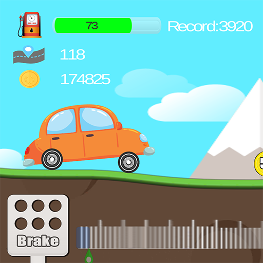 Hill Climb Racing Real Adventure  III