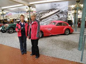 Photo: 1. den - Rapsodie v červené (Cité de l'Automobile - Collection Schlumpf, Mulhouse, Francie)