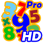 Math Quiz HD Pro icon
