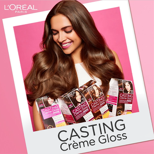 Kit de tintura Casting creme gloss