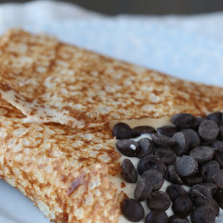 CheeseRank's Perfect-for-Summer Cannoli Crepe