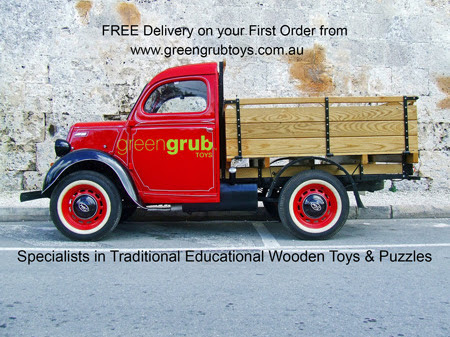 greengrub Wooden Toys Australia on Google
