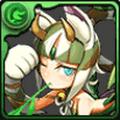 緑魔猫の弟子・ニャイン