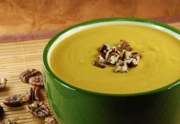 Butternut Squash And Pear Soup Recipe