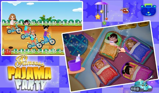 Princess Pajama Party- screenshot thumbnail