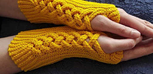 We have listed fantastic crochet fingerless gloves for you.
