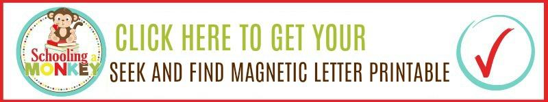 magnetic letter printable