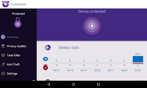 Free Antivirus and Security- screenshot thumbnail