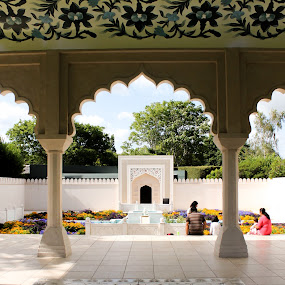 Indian Chaar Bagh by Parwarsha Mirza - Buildings & Architecture Public & Historical ( colors, themes, hamilton, photography, new zealand )