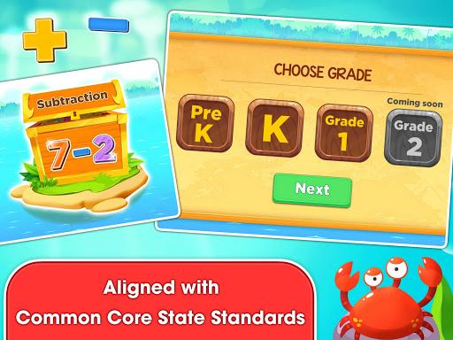 Monkey Math: math games & practice for kids screenshot 18