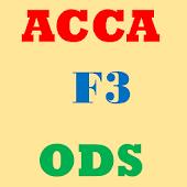 Quiz No1 for F3  Financial Acc