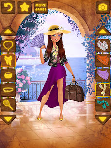 Vacation Summer Dress Up 7