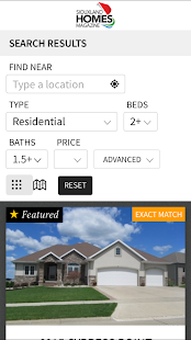 Siouxland Homes- screenshot thumbnail