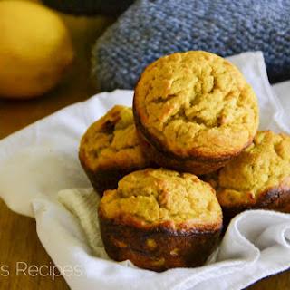 Banana Lemon Muffins.